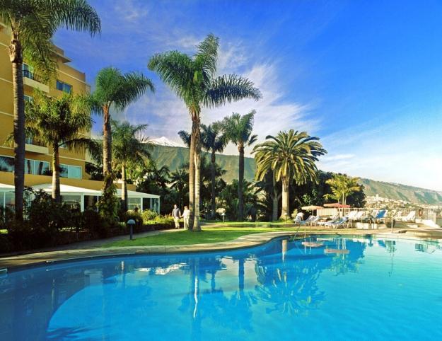Hotel Tigaiga, Tenerife